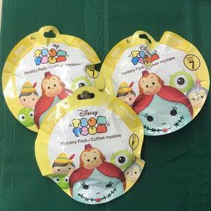 Tsum Tsum Mystery Pack Series 7
